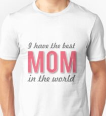 Mother's Day (only for her) Unisex T-Shirt