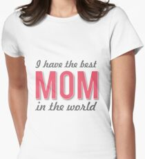 Mother's Day (only for her) Women's Fitted T-Shirt