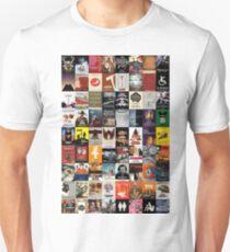 Kubrick Movie Posters Unisex T-Shirt