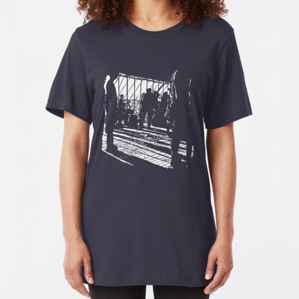 Life is a theatre Slim Fit T-Shirt