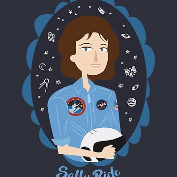 Women of Science: Sally Ride by Plan8