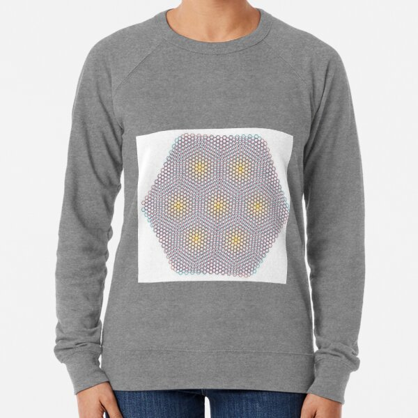 Superconductivity research gets more structured, Physics Lightweight Sweatshirt