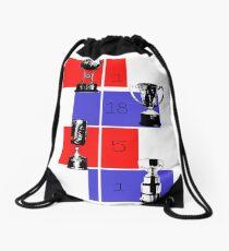 Achievements U Drawstring Bag
