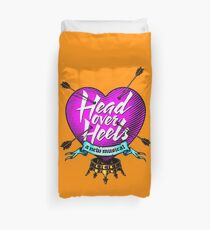 Head Over Heels the musical Duvet Cover