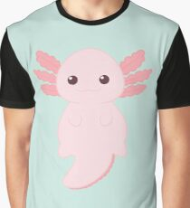 Axolotl Graphic T-Shirt