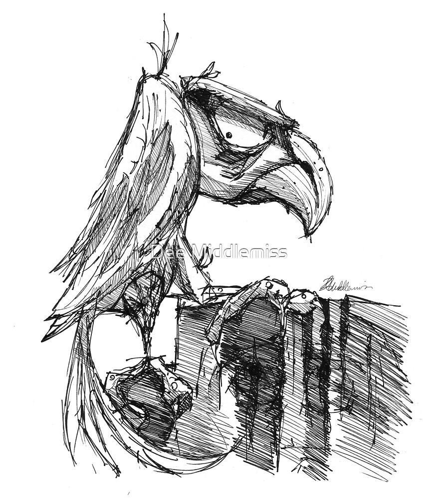 Bird by Dee Middlemiss