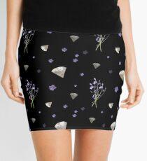 Bluebells and diamonds Mini Skirt