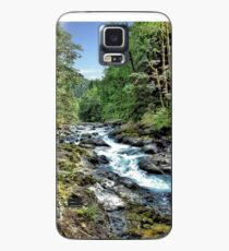 Sol Duc River - Olympic National Park Case/Skin for Samsung Galaxy