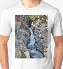 Christine Falls - Upper Part - Mount Rainier National Park 3 Unisex T-Shirt