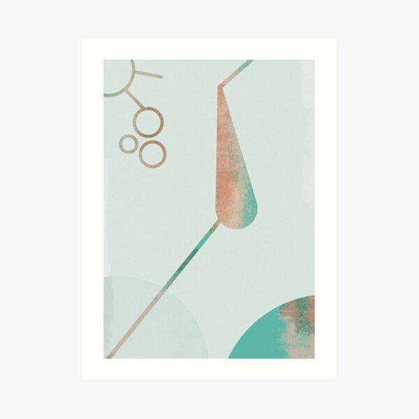 Shape Series One Art Print
