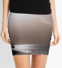 Maui Sunset Mini Skirt