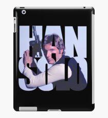 Han iPad Case/Skin