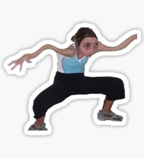 Emma Chamberlain - Lil Moop Sticker