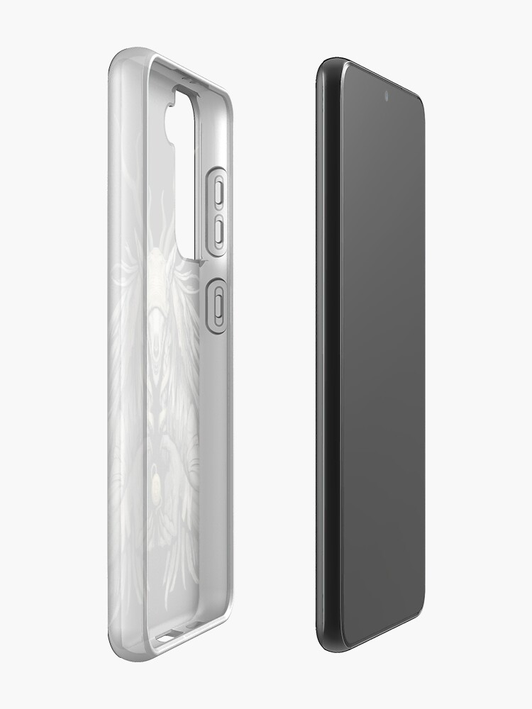Alternate view of The Supplicant Case & Skin for Samsung Galaxy