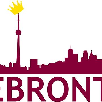 LeBronto Owns Toronto by almosthillwood