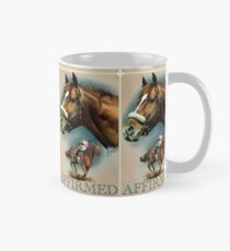 Affirmed with Name plate Classic Mug