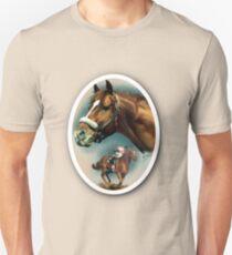 Affirmed Triple Crown Winner Unisex T-Shirt