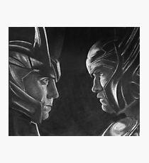 Jotunheim and Asgard Photographic Print