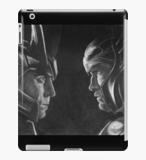 Jotunheim and Asgard iPad Case/Skin