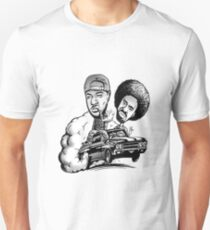 Mac Dre and The Jacka Merchandise Unisex T-Shirt