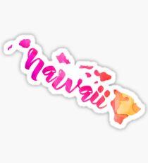 Hawaii Sticker