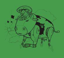 Robot Cow