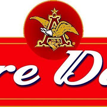 Notre-Dame-Bud-Logo von mackattak06