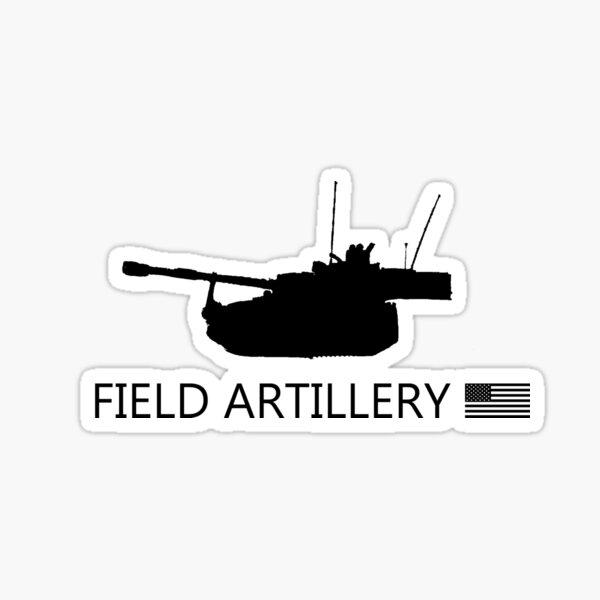 M109A6 Paladin: Field Artillery Sticker