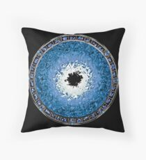 Porthole to another dimension... Floor Pillow