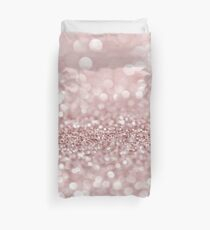 Glittering rose Duvet Cover