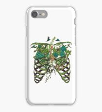Nature Rib Cage iPhone Case/Skin