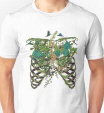 Nature Rib Cage Unisex T-Shirt