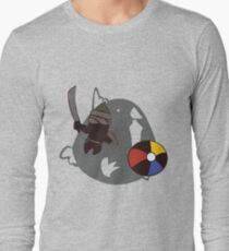 Saracen - Sunset Shores Long Sleeve T-Shirt