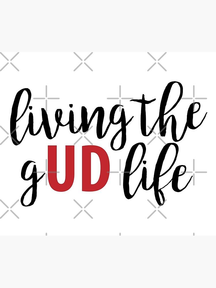 Living the gUD Life, University of Dayton, UD by Ashleylcoop