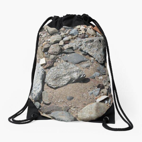 Nature, Mother Earth, Environment, Wildlife, Flora, Kind, Grain, Park Drawstring Bag