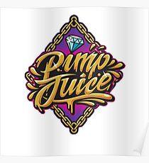Pimp Juice merchandise Poster