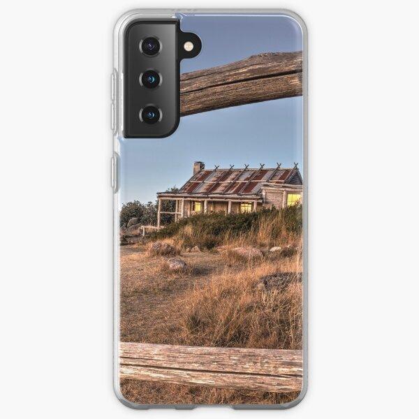 Sunset at Craig's Hut Samsung Galaxy Soft Case