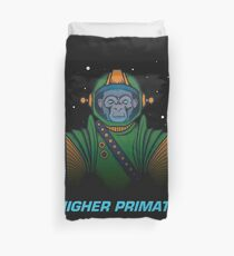 Higher Primate Duvet Cover