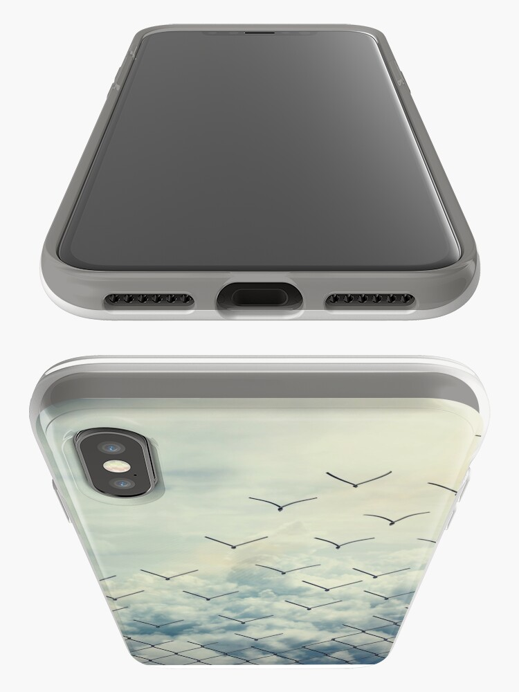 Alternate view of Magical ecape  iPhone Case & Cover