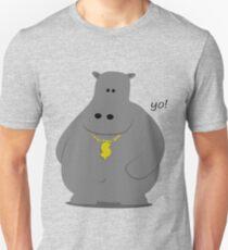 HIP HOP Potamus Unisex T-Shirt