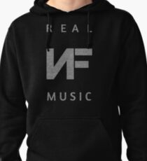 NF REAL MUSIC Pullover Hoodie