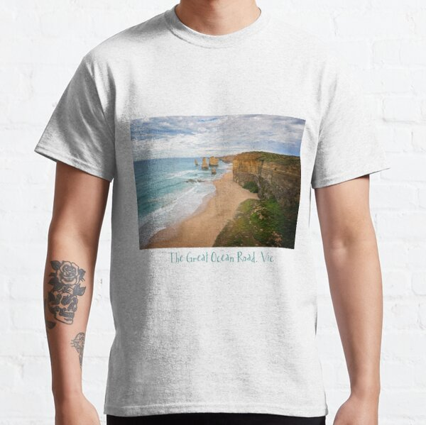 The Great Ocean Road Classic T-Shirt