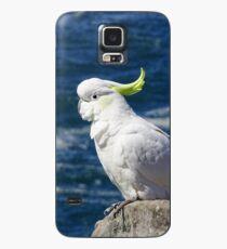 Sulphur-crested Cockatoo Case/Skin for Samsung Galaxy