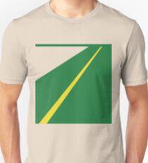 Camiseta ajustada Tableros de Canadá T Shirt