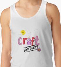 craft addict Tank Top