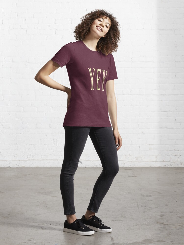 Alternate view of YesEpicYes Branded Merch T-Shirt Essential T-Shirt