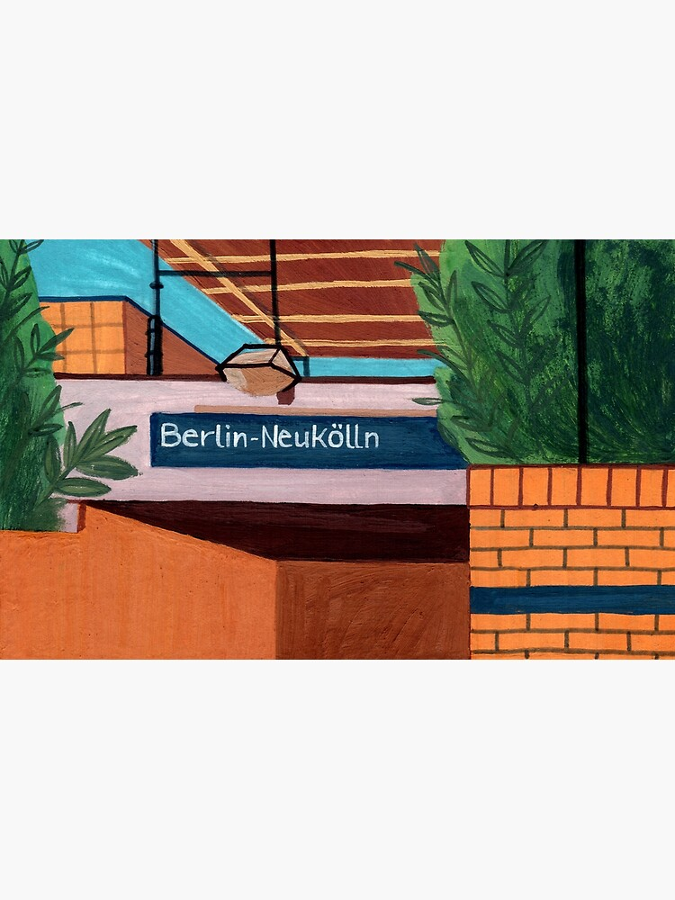 Berlin-Neukölln by juliealex