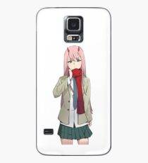 Darling in the Franxx Zero Two Normal Clothes Case/Skin for Samsung Galaxy