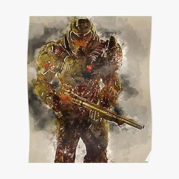 Doomguy Poster
