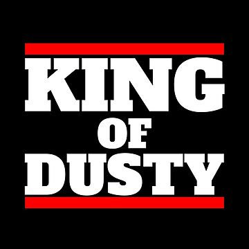 The Black Dusty King by fares-junior